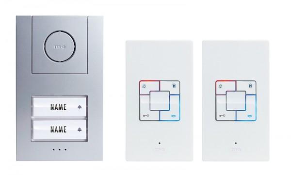 VISTUS Audio-Türsprechanlage für 2-Familienhaus