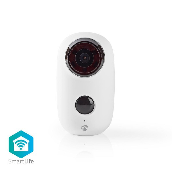IP-Kamera mit Akku | Außenbereich | PIR-Bewegungssensor | microSD | 6000 mAh