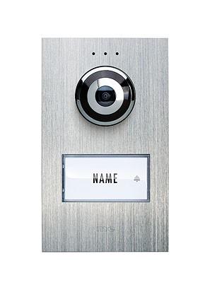VISTADOOR VIDEO-AUSSENSTATION Compact Aussenstation für Aufputzmontage 1-Familienhaus Mod. VDV 610